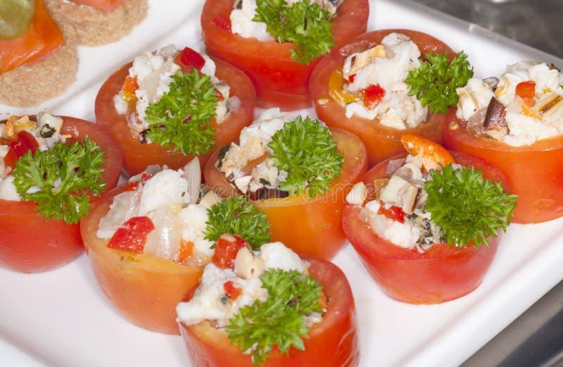 Aperitivos extravagantes do sushi fotos de stock