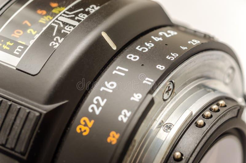 Aperture Selection stock photos