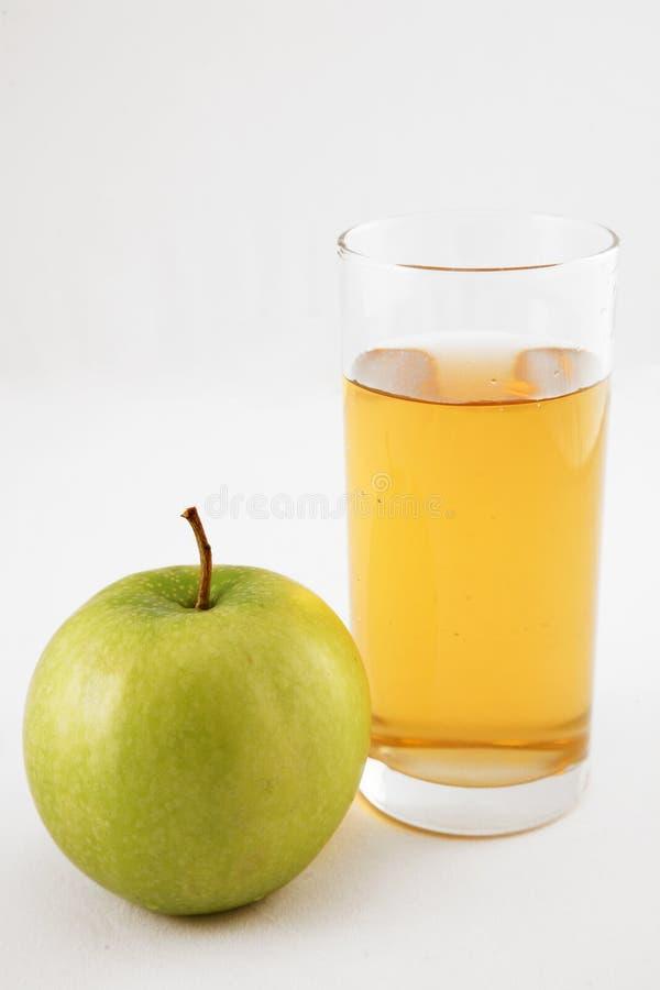 Apfelsaft lizenzfreies stockfoto