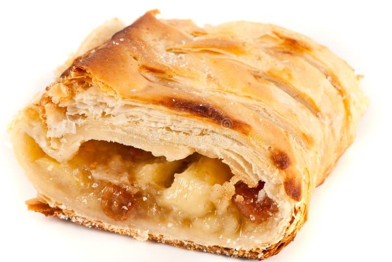 apfelstrudel πίτα μήλων στοκ φωτογραφία με δικαίωμα ελεύθερης χρήσης