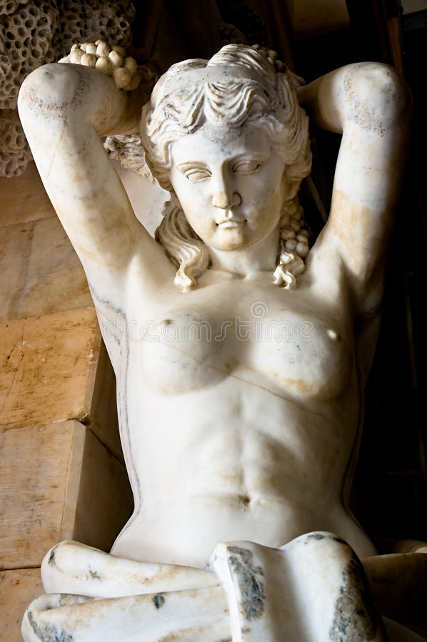 Aphrodite image stock