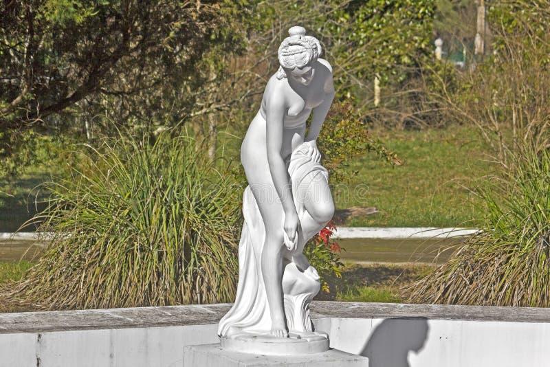 Aphrodite de la diosa, Sochi fotografía de archivo libre de regalías