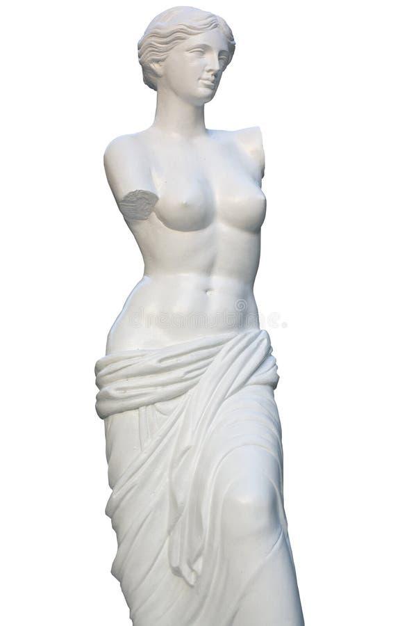 Aphrodite de Melos fotografia de stock