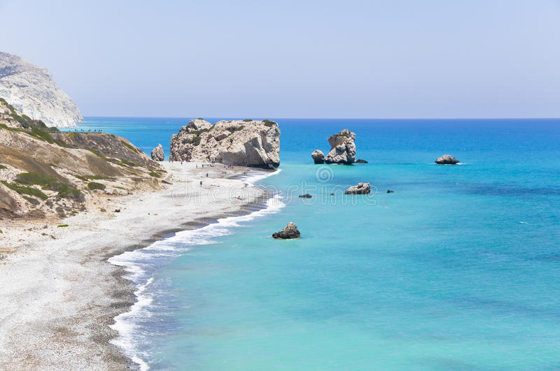 Download Aphrodite's Birthplace Cyprus Stock Photo - Image: 15442618