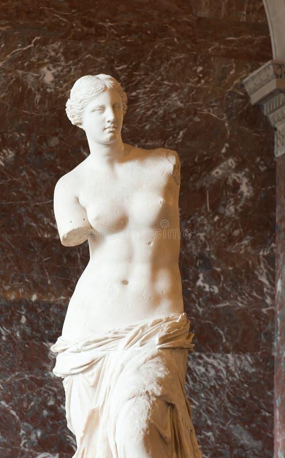 Aphrodite von Milos stockbilder