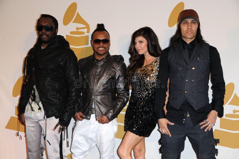 "apl.de.ap, Black Eyed Peas, Black Eyed Peas, Fergie, Fergie Ferguson, Stacy ""Fergie"" Ferguson, Stacy 'Fergie' Ferguson, Stacy Ferg imagenes de archivo"