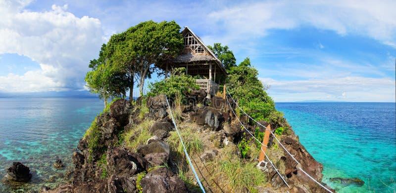 Apo-Insel, Philippinen lizenzfreie stockfotos