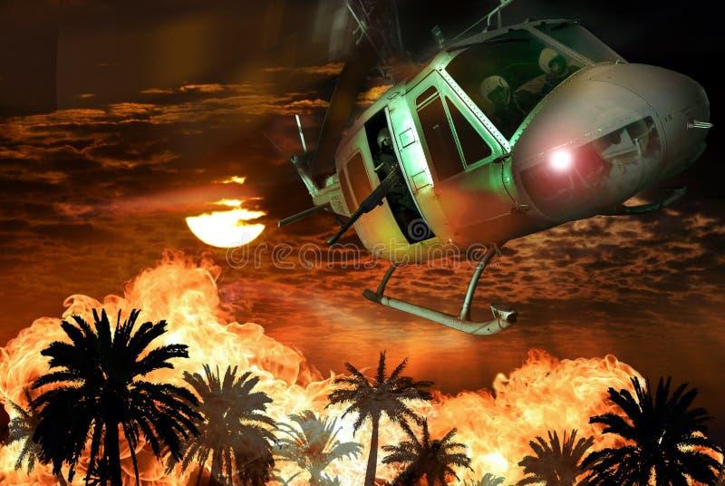 Apocalypse lizenzfreies stockfoto