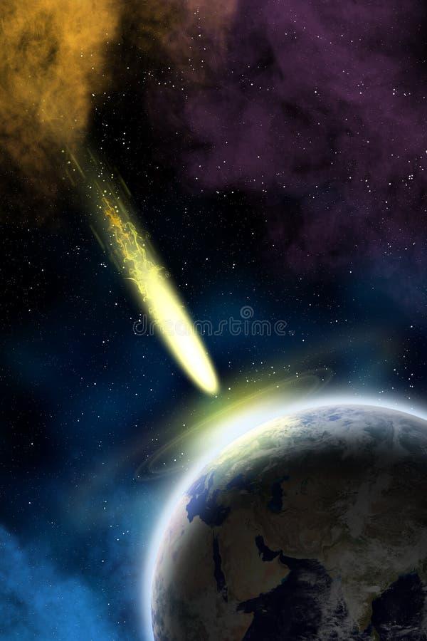 Apocalypse vektor abbildung