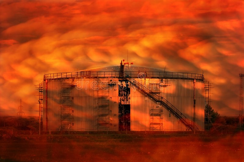 Apocalypse photo libre de droits