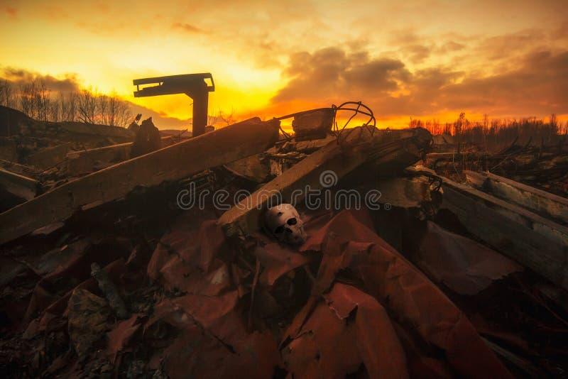 apocalypse imágenes de archivo libres de regalías