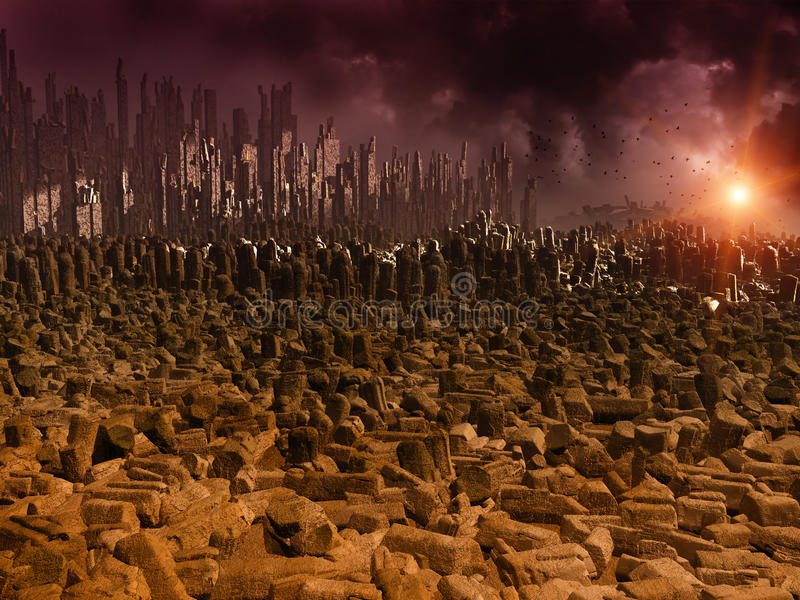 Download Apocalypse Stock Photography - Image: 37093022