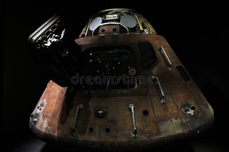 Apollo 14 Capsule stock foto's