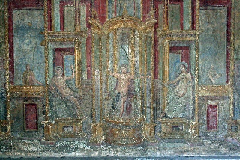 Apollo-huis stock afbeeldingen