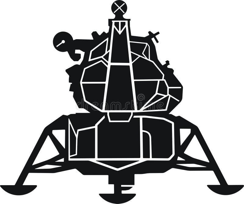 Apollo Lunar Module image libre de droits