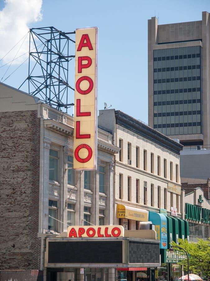 Apollo Theatre arkivfoto