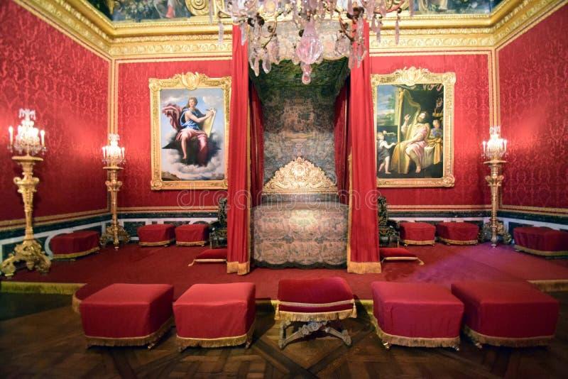 ` Apollon, Versalles de Le Salon d fotos de archivo