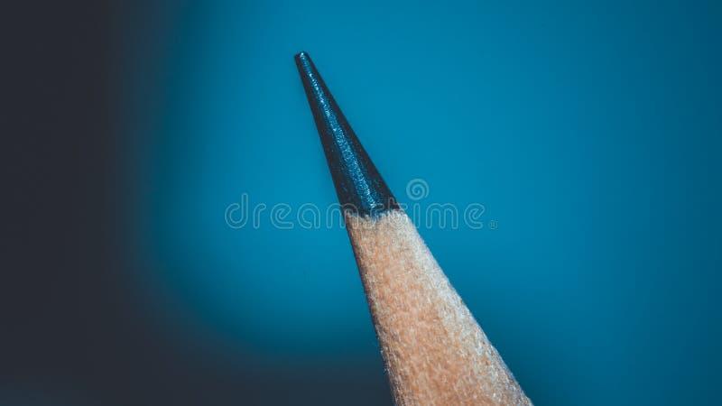 Apontar a ferramenta preta de Smart do lápis fotos de stock royalty free