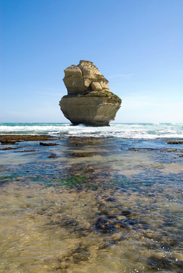 Download Apostle stock image. Image of natural, horizon, rock, blue - 4329291