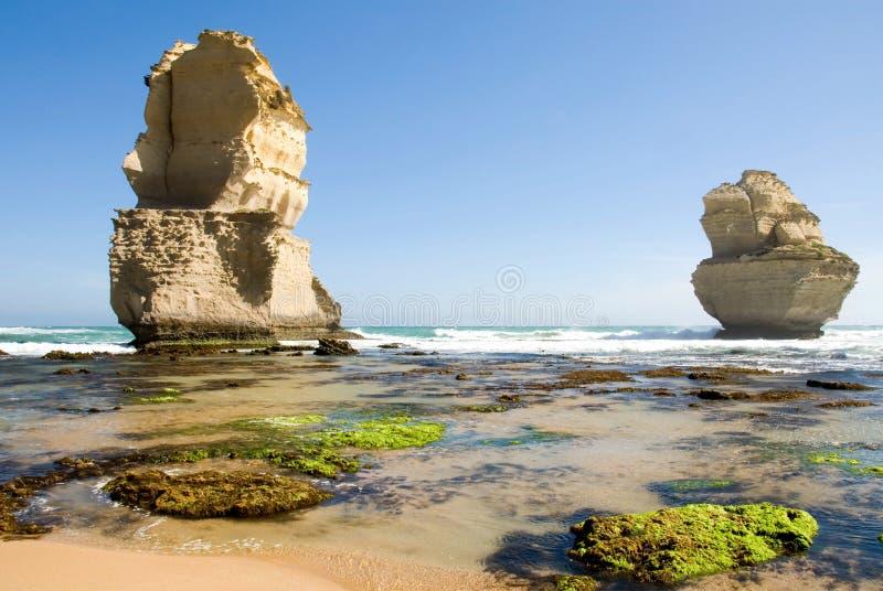 Download Apostles stock image. Image of beach, natural, great, rock - 4329337