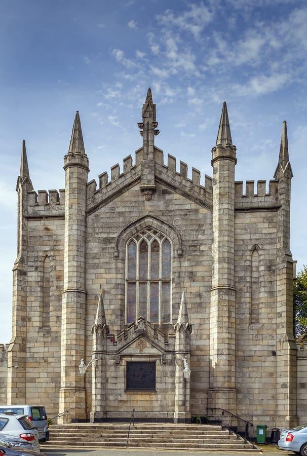 Apostoli santi Peter e Paul Church, Dublino, Irlanda fotografia stock