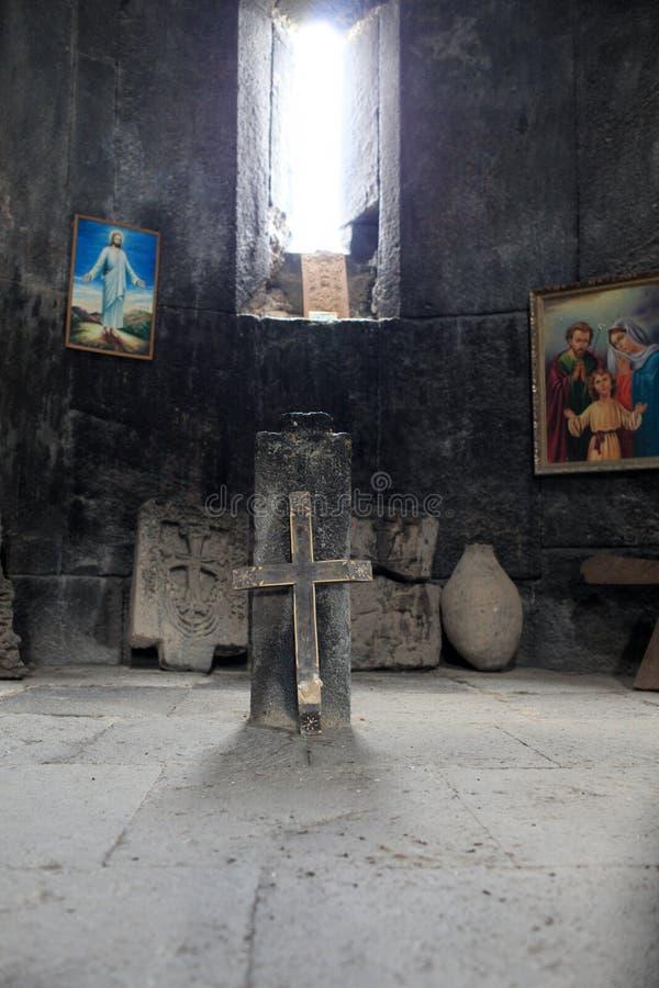 apostolic kyrklig interior fotografering för bildbyråer