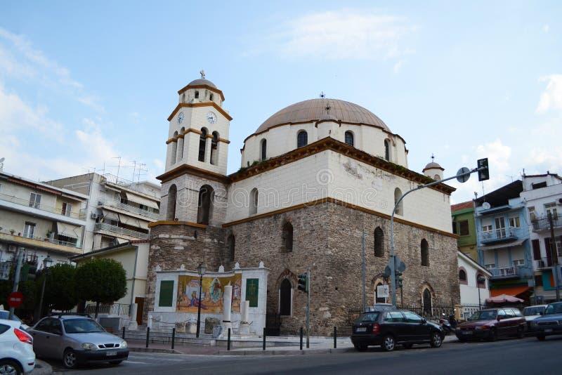 Apostolo Paul - chiesa San Nicola del monumento immagine stock libera da diritti