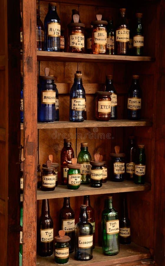 apothecary fotografia de stock royalty free
