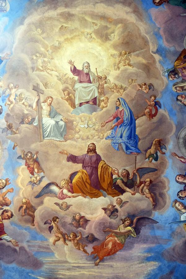 Free Apotheosis Of St James Stock Images - 99437064