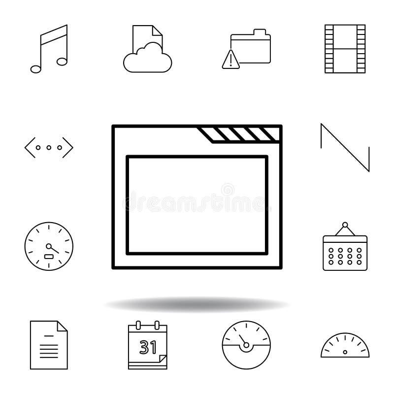 app εικονίδιο περιλήψεων ετικεττών μηχανών αναζήτησης Λεπτομερές σύνολο εικονιδίων απεικονίσεων πολυμέσων unigrid Μπορέστε να χρη ελεύθερη απεικόνιση δικαιώματος