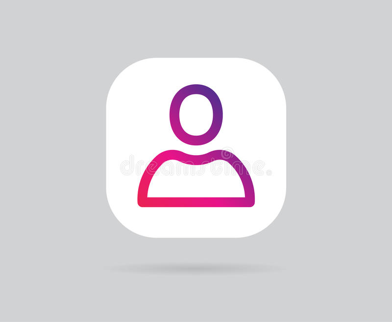 App ikony szablon Wektorowy Gradientowy Świeży kolor ilustracji