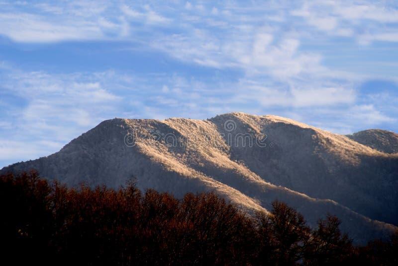 Appalachian Mountains stock photo