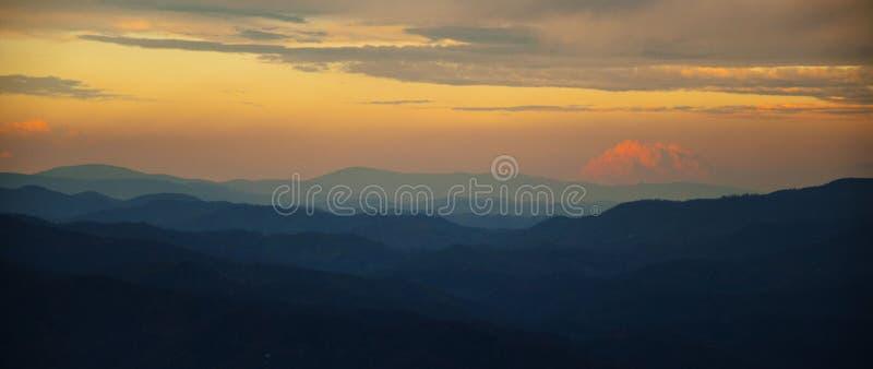 Appalachian Sky royalty free stock images