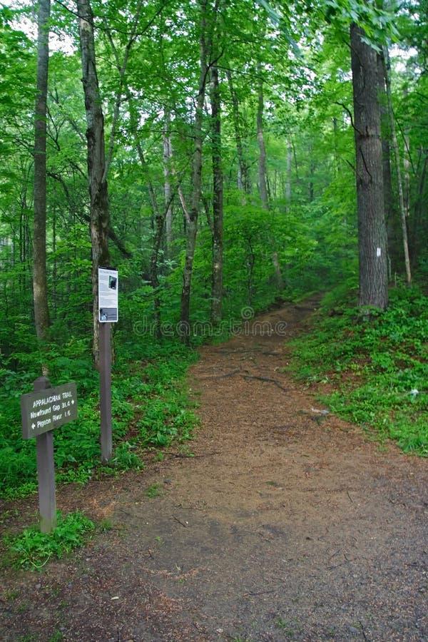 Download Appalachian Trail stock photo. Image of landmark, travel - 20837670