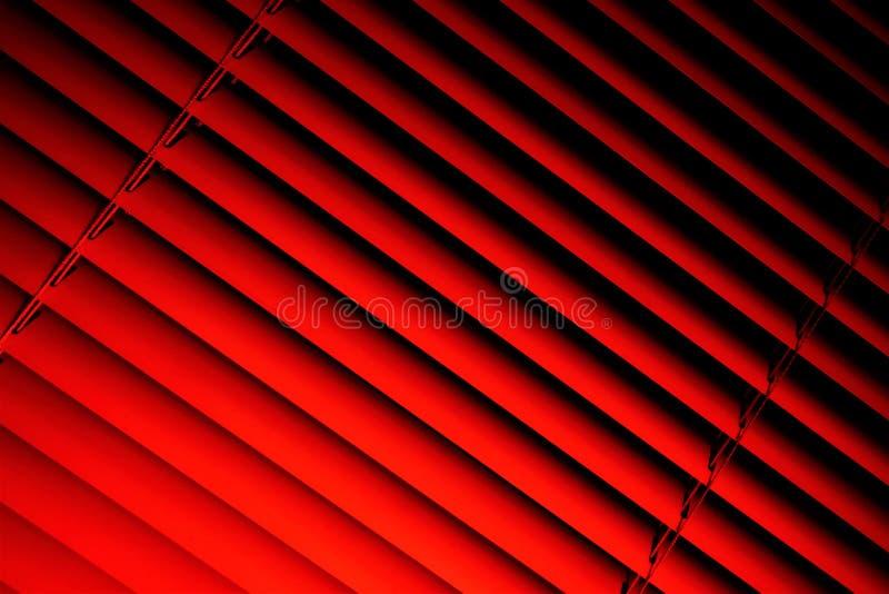 Apparater för skydd för rullgardinrosa färger bakgrund-effektiva ljusa från horisontalslats Slats kan fixas, eller roterande, reg royaltyfri fotografi