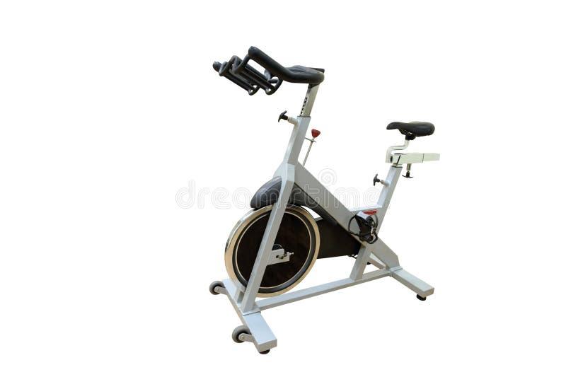 Download Apparecchiatura Della Palestra Immagine Stock - Immagine di nessuno, bicicletta: 30830635