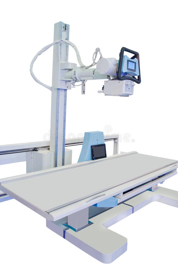 Appareil à rayons X image stock