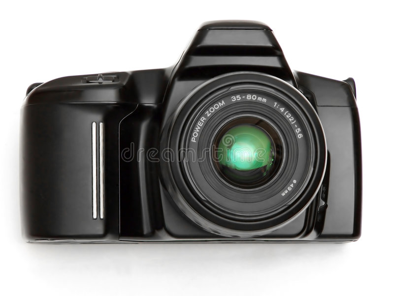 Appareil-photo images libres de droits