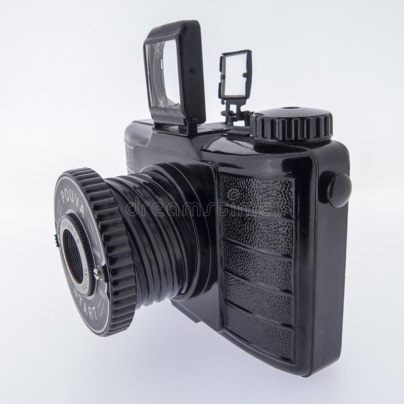 Appareil-photo analogique image stock