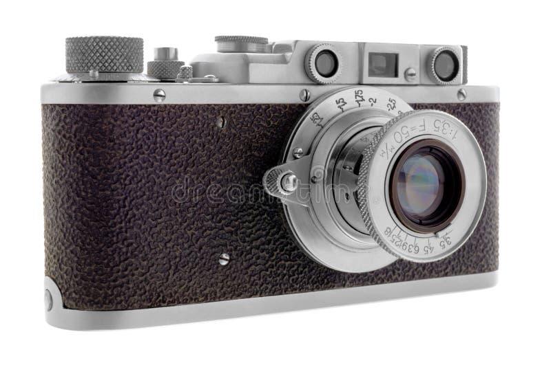 Appareil-photo classique de télémètre photographie stock