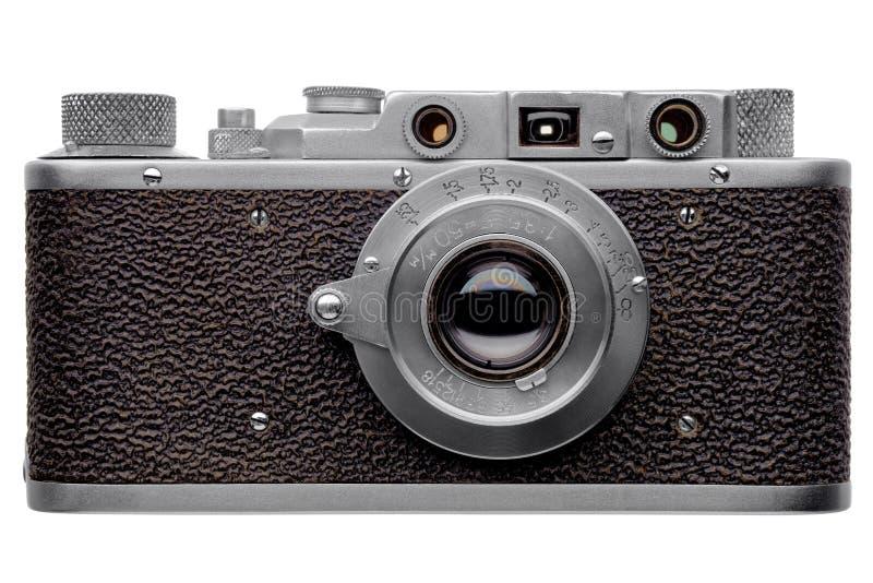 Appareil-photo classique de télémètre photos stock