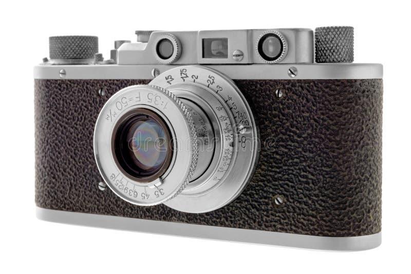 Appareil-photo classique de télémètre photo libre de droits