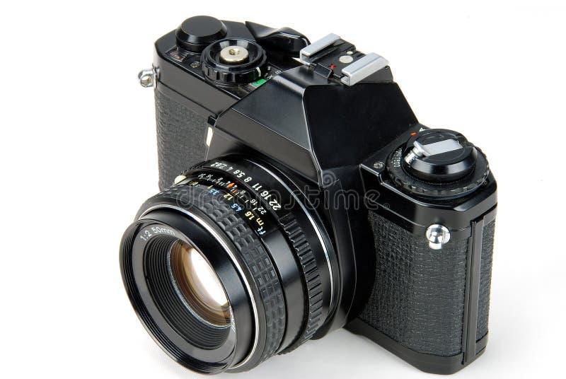 appareil-photo de 35mm SLR photo libre de droits