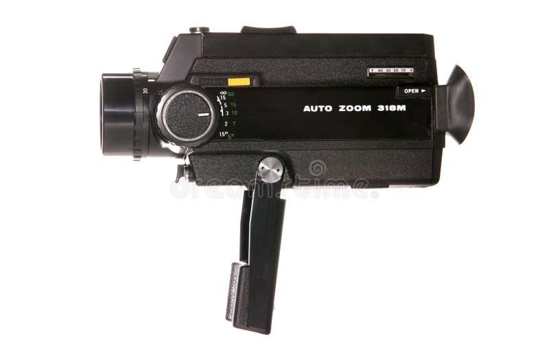 Appareil-photo de cinématographie de vintage image stock