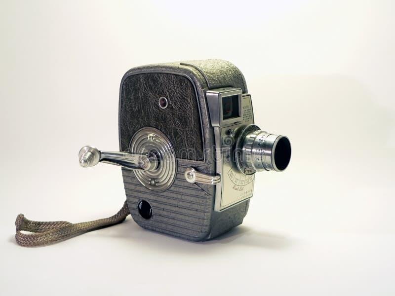 Appareil-photo de cru - caméscope 2 de 8mm photographie stock