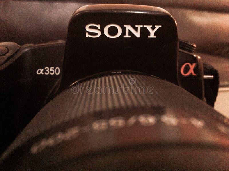 Appareil-photo de DSLR image stock