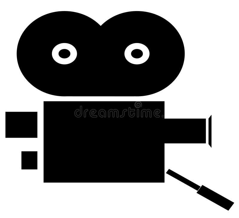 Appareil-photo de film illustration libre de droits