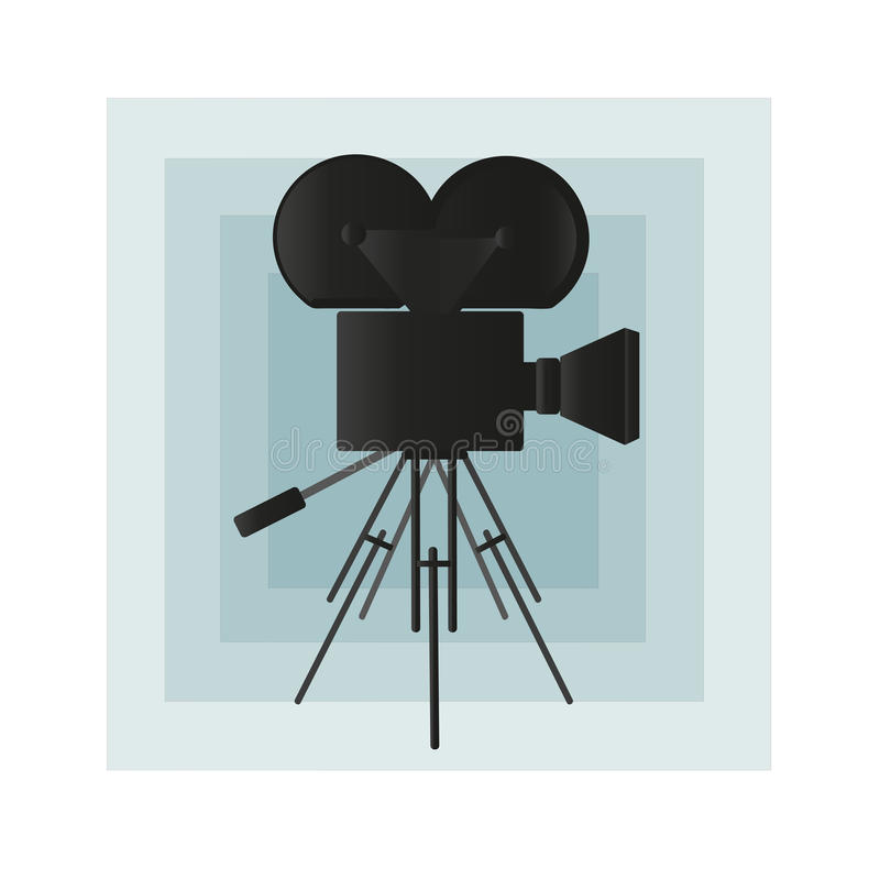 Appareil-photo de film photo libre de droits