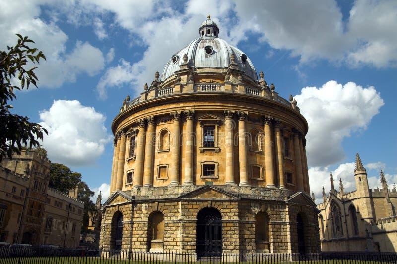 Appareil-photo de Radcliffe, Oxford photographie stock