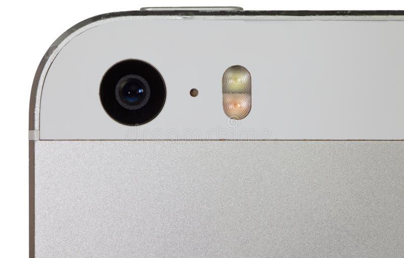 Appareil-photo de téléphone photographie stock libre de droits